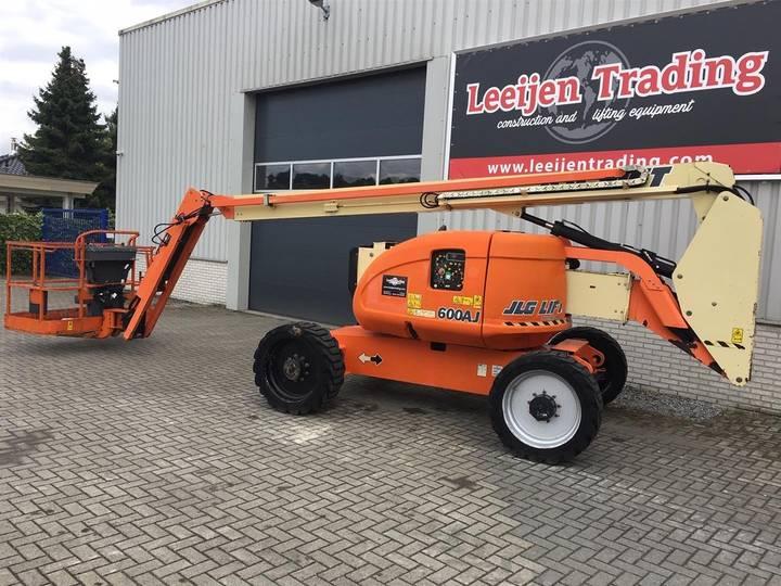 JLG 600AJ 4x4 - 2007