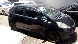 Honda fit black