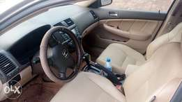 Honda accord 2004 model, EOD