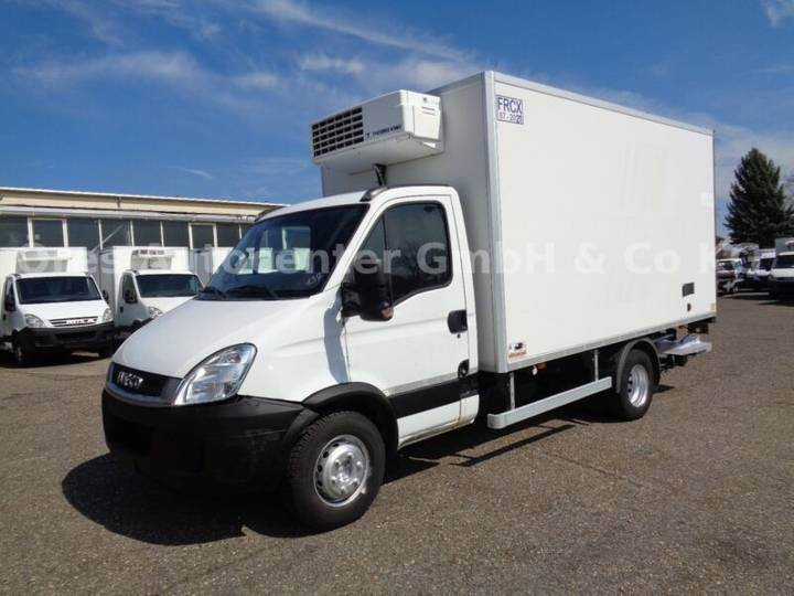 Iveco 60 C15 *Thermo-King V-500 4.15m*Tiefkühler*LBW* - 2010