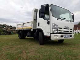 2015 Isuzu NQR500T SWB - Tipper With Dropside For Sale