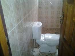 2 bedrooms flat for rent at santasi apire 300ghc a month for 2 years