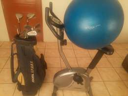 Trojan Shape 200 home exercise bike + FREE Extras