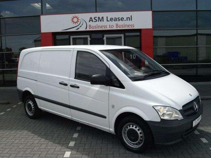 Mercedes-Benz Vito 110 CDI 320 CDI - 2012 for sale | Tradus