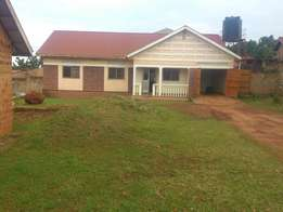2 houses 3 bedrooms each for sale 30 decimals Gayaza