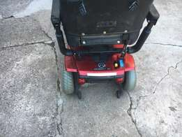 Ex UK mobility scooter