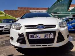 2012 Ford Focus 1.6 Ti Vct Ambiente 5dr