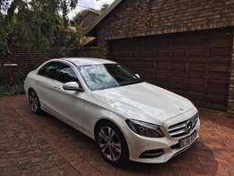2015 Mercedes Benz C250 Bluetec