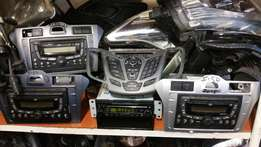 FORD FIESTA, GWM STEED 5, STEED 3, and figo complete radio