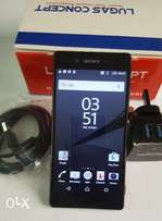 Sony Xperia Z3 plus with Charger