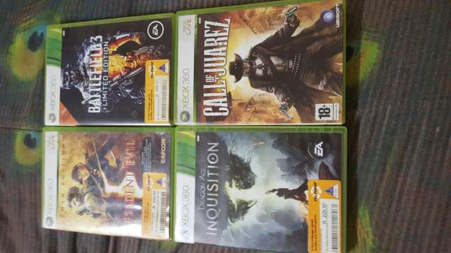 Xbox with games to sell. For cash. Christiana - image 6