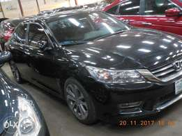 Clean 2013 Honda Accord Sport Edition
