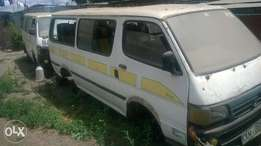 Toyota shark KAM body local without engine and gearbox 120k
