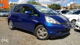 Honda Fit , Newshape, Blue