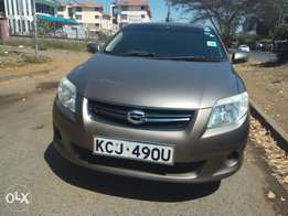 Toyota Fielder clean fully loaded 2009 model