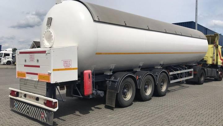 Omsp MACOLA LPG/GPL/GAS/GAZ/ 52500LTR PUMP+LTR COUNTER+HOSES - 2002