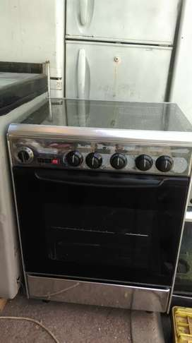 c79c85b124e Italian used foreign Royalty 4 burners gas cooker oven with grill