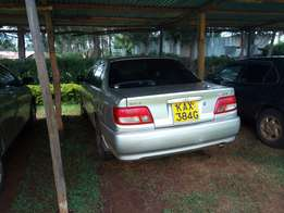 Toyota Carina in good shape