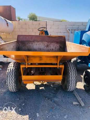 Dumper (Winget) For Sale 2009 Model