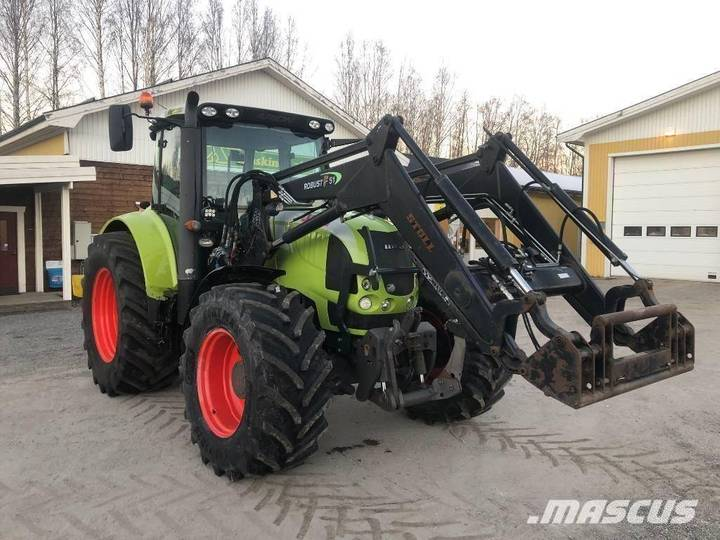 Claas Arion 640 Cebis - 2010