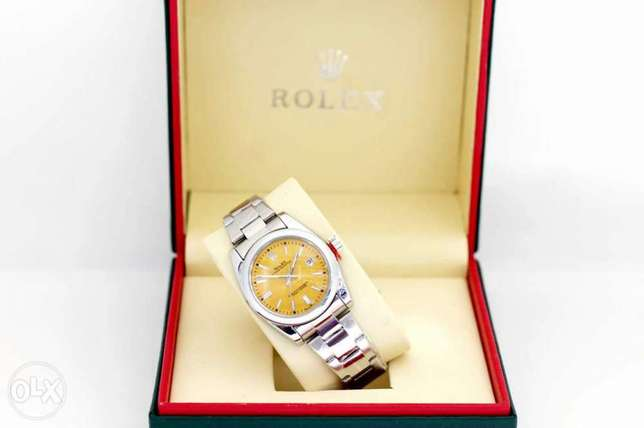 New Rolex watches for sale.