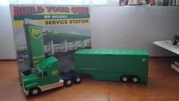 BP Station & Truck (Collector's Item)