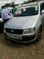 Toyota Probox 1500cc clean and fully loaded KCB