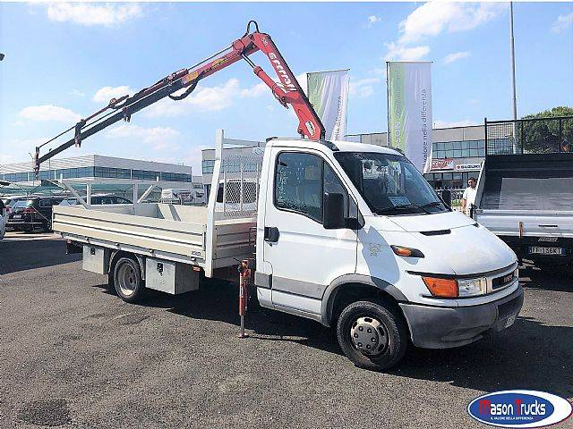 Iveco Daily 35c13 - 2002