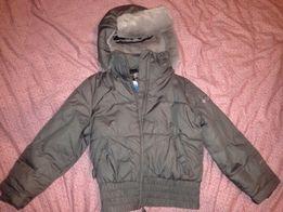 Зимняя куртка пуховик Columbia 4-5 лет 110-116см cab0fb85e5fe5