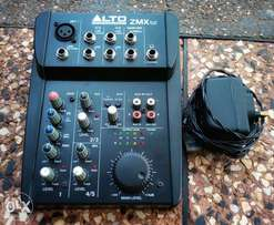 Alto Single Mixer