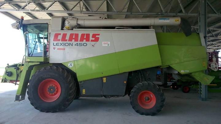 Claas Lexion 450 - 2002