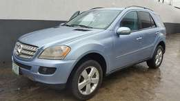Mercedes-Benz Ml_500 (2007)