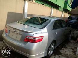 2008 Toyota Camry Sport With Dvd Navigation
