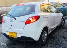 Mazda Demio 2010model just arrived Kcn loaded edition at 650,000/=ono