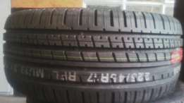 225/45/17 Marshal Tyres, 17,000