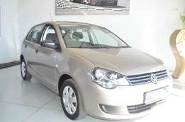 V/W Polo Vivo 1.4 Concept-Line with Low Mileage and FSH Mint condition