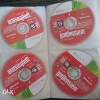 Wolfenstein for XBox 360 for sale or swop