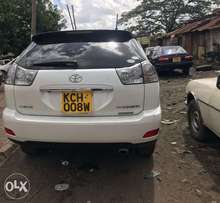 Very clean Toyota Harrier. Lady driven. Selling to upgrade