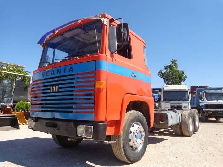 Scania LBS 111 (6X2) - 1971