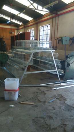Chicken cage for 96 birds at kes24500 Ridgeways - image 3