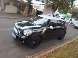 2014 Mini Cooper S Countryman Full house