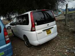 Nissan Serena on sale