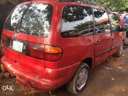 Volkswagen sharan manual
