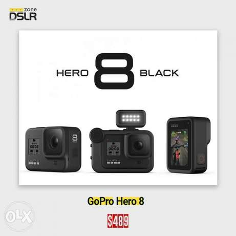 brand new Gopro hero 8
