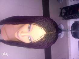 Braid wig available in a cheaper rate