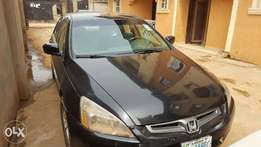 Neatly Used Honda Accord 2003 2.4L Engine For Sale