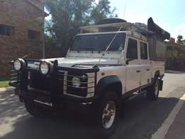 2007 Land Rover Td5 130