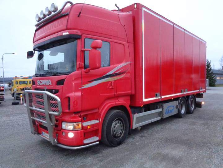 Scania R 620 6x2 - 2010