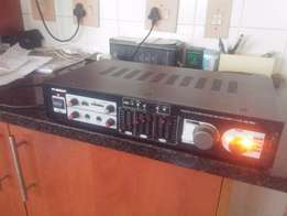 Fussion Mixing Amplifier (AV-993) for SALE