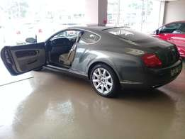 bentley continental gt v8 twin turbo dsg 2009